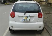 Bán Chevrolet Spark đời 2008, màu trắng