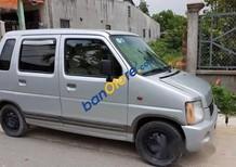 Gia đình cần bán 1 xe Suzuki Wagon R+ đời 2003, màu bạc, xe Nhật