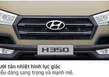 Xe Hyundai Solati 16 chỗ nâng cấp mâm nhôm đúc cao cấp