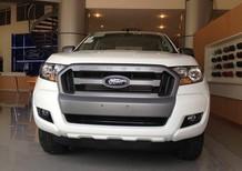 Ford Ranger XLS MT 2017, xe nhập đủ màu giao ngay,hỗ trợ trả góp 80% giá xe