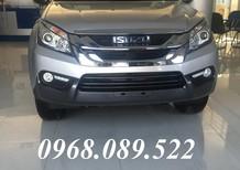 Bán ô tô Isuzu MU 3.0AT 2016, màu trắng, xe nhập, giá tốt