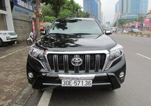 Toyota Prado 2016 màu đen