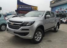 Bán Chevrolet Colorado 2.5 LT sản xuất 2018, màu bạc, nhập khẩu chính hãng