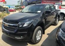 Cần bán xe Chevrolet Colorado 2018, màu đen, nhập khẩu