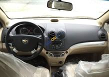Chevrolet Aveo LT 1.4L màu bạc 5 chỗ, hỗ trợ vay ngân hàng đến 90%, LH: 0945.307.489