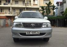 Bán xe Zace DX màu trắng, nguyên bản tên tư nhân đời 2004 đã lắp thêm kính điện, ghế da