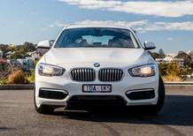 BMW 118i màu trắng - Bán xe BMW 118i giá rẻ nhất, có xe giao ngay