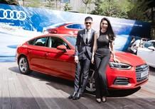 Bán Audi A5, màu đỏ, nhập khẩu