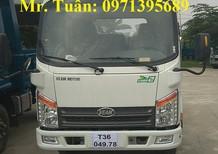 Bán xe Veam VT 252-1, động cơ Hyundai tải trọng 2,4 tấn. Thùng 4m1 giá tốt nhất thị trường