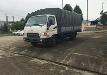 Bán xe tải HD700 Hyundai Đồng Vàng 7 tấn. thùng bạt INOX LH: 0989450904