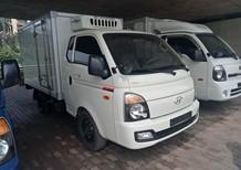 Hải Dương bán xe Hyundai Porter nhập khẩu thùng bạt, thùng kín, đông lạnh