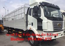 Bán xe tải Faw 8 tấn nhập khẩu, thùng dài 9.8 mét – xe tải faw 8 tấn (8T), thùng dài 9.8m