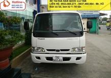 Xe tải KIA K165S 2,4 tấn Thùng dài 3,5m Giá bán ưu đãi, hỗ trợ trả góp