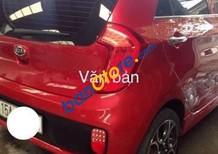 Bán xe Kia Morning model 2012, bản Sport full đồ, số tự động nhập khẩu, màu đỏ, tên tư nhân chính chủ