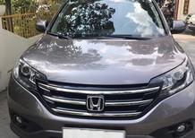 Bán Honda Crv máy 2.4AT xám titan – xe gầm cao mà giá rẻ
