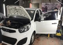 Cần bán Morning Van 2014, màu trắng, nhập khẩu