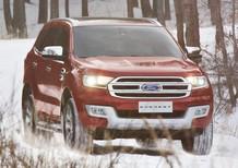 Cần bán xe Ford Everest tred 2017, nhập khẩu xe đủ màu giao ngay
