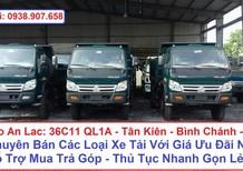 Bán Xe Ben Thaco Forland FD9000 - Tải Trọng 8 Tan 7 - Thùng 6 khối 8