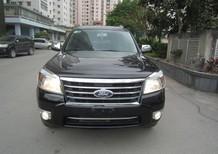 Cần bán gấp Ford Everest 2012, màu đen