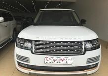 Cần bán gấp LandRover Range Rover Autobiographuy LWB 5.0 đời 2015, màu trắng, nhập khẩu nguyên chiếc