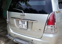 Bán Toyota Innova G đời 2008, màu bạc