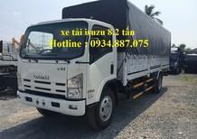 công ty bán xe tải Isuzu 8T2 - 8.2 tấn - 8t2 thùng dài 7m bán trả góp
