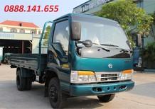 Xe tải Chiến Thắng 3,45 tấn thùng lửng, giá rẻ 288 triệu 0888.141.655