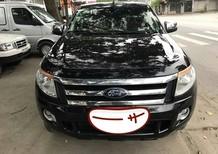 Cần bán lại xe Ford Ranger đời 2012, màu đen, nhập khẩu thái lan, số sàn, 510 triệu
