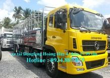 Bán xe tải Dongfeng Hoàng Huy 4 chân 17.99 tấn - 17t99 mới nhất máy Yuchai 310hp