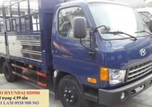Cần bán xe tải Thaco Hyundai HD65 2.5 tấn lên tải, xe tải Hyundai HD500 tải trọng 5 tấn