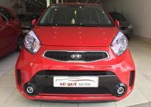Bán xe Kia Morning Si 1.25AT 2016, màu đỏ, số tự động