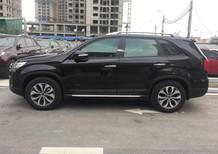Cần bán xe Kia Sorento 2017, màu đen