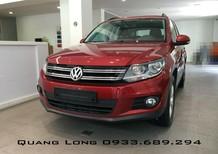 Trả trước chỉ 260 triệu sở hữu ngay Volkswagen Tiguan - SUV cỡ trung cho đô thị năng động - Nhập khẩu chính hãng