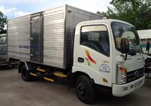 Xe tải Veam VT200-1 tải 1.9 tấn, thùng dài 4,3m, chạy máy Hyundai, đời 2017 mới nhất