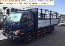 Xe tải Hyundai 6.4 tấn, Hyundai HD650, xe tải Hyundai HD65 HD72 nâng tải 5 tấn và 6.4 tấn