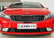 Bán Kia Cerato 2017, màu đỏ