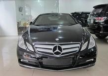 Cần bán Mercedes E350 2010, màu đen, nhập khẩu nguyên chiếc