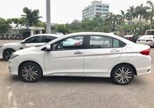 Bán xe Honda City 1.5 CVT TOP 2017, màu trắng tại Honda Ô tô Hà Tĩnh