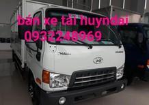Bán xe tải 5 tấn, Thaco Hyundai 5 tấn giá rẻ và hỗ trợ trả góp tại Hải Phòng