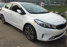 Bán ô tô Kia Cerato năm 2018 màu trắng, 498 triệu, liên hệ 0966 199 109