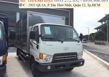 Xe tải Hyundai Mighty 5 tấn, giá xe tải Hyundai HD650 6.4 tấn, giá xe tải Hyundai HD350 3.5 tấn. Hỗ trợ mua xe trả góp