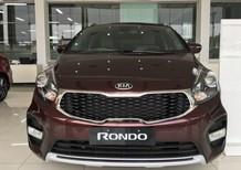 Bán ô tô Kia Rondo DAT 2017, màu nâu, 819tr - LH hotline: 0972972221 để được tư vấn+hỗ trợ giá tốt nhất