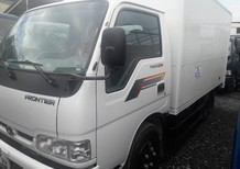 Xe tải 1 tấn 4 Trường Hải/ xe tải Thaco Kia Frontier 140 tải trọng 1.4 tấn chạy thành phố