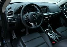 Bán Mazda CX 5 2017, màu trắng, Hỗ trợ vay 80% trong 8 năm