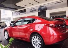 Bán xe Mazda 3 xăng đời 2017, màu đỏ