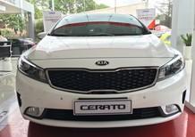 Bán ô tô Kia Cerato 2017, màu trắng