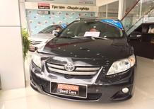 Bán xe Altis 1.8 số tự động sản xuất 2009 màu đen