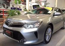 Bán xe Camry 2.5G sản xuất 2015 màu bạc