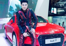 Bán Audi TT sline nhập khẩu tại Đà Nẵng, Chương trình khuyến mãi lớn, bán xe thể thao Audi TT Đà Nẵng