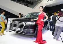Bán ô tô Audi Q7 đà nẵng, màu trắng, nhập khẩu chính hãng